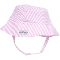 FLAP HAPPY INFANT FLAP HAPPY CRUSHER HAT WITH CHIN STRAP UPF 50+