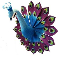 FIONA WALKER FIONA WALKER PEACOCK HEAD