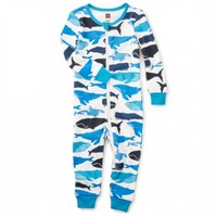 TEA LOGAN BEACH BABY PAJAMAS