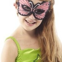 DOUGLAS CO. DREAMY DRESS UP MONARCH BUTTERFLY MASK