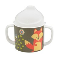 O.R.E SIPPY CUP WHAT DOES THE FOX EAT