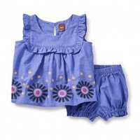 TEA AYERS BABY OUTFIT