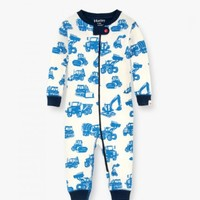 HATLEY SILHOUETTE DIGGERS ORGANIC COTTON COVERALL