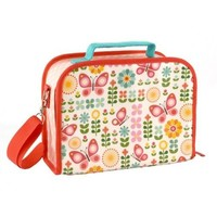 PETIT COLLAGE BUTTERFLIES ECO-FRIENDLY LUNCH BOX
