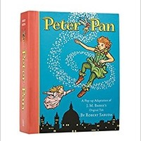 SIMON & SCHUSTER PETER PAN POP-UP BOOK