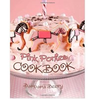 GIBBS SMITH PINK PONIES COOKBOOK
