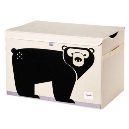 3 SPROUTS 3 SPROUTS BEAR TOY CHEST