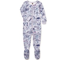 TEA FRITH BABY PAJAMAS