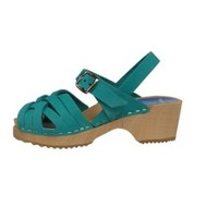 CAPE CLOGS CAPE CLOGS BAMBI TURQUOISE