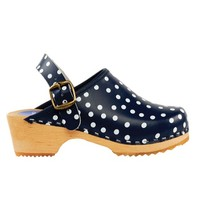 CAPE CLOGS CAPE CLOGS NAVY POLKA