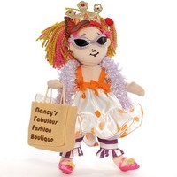 ALEXANDER DOLL COMPANY INC. FANCY NANCY FASHION BOUTIQUE DOLL