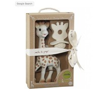 CALISSON INC. SO PURE SOPHIE GIRAFFE & CHEWING TEETHER