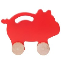 MANNY & SIMON PIG PUSH TOY