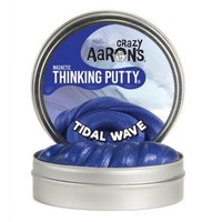 """CRAZY AARON CRAZY AARON'S 4"""" TIDAL WAVE THINKING PUTTY"""