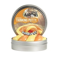 "CRAZY AARON CRAZY AARON'S 2"" SUNBURST THINKING PUTTY"