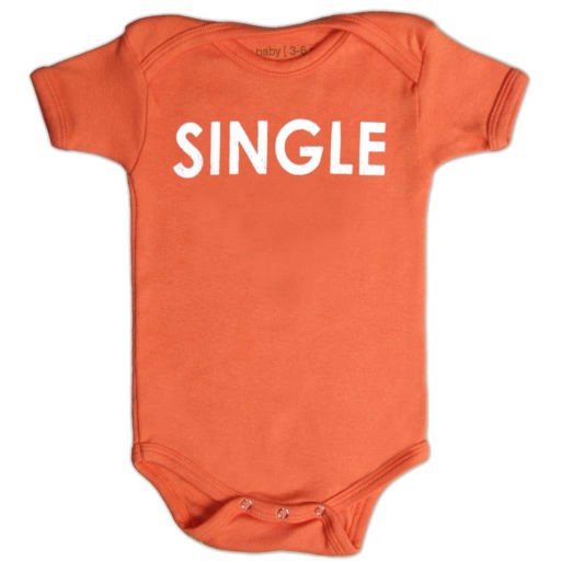 PUNKSTER SINGLE SHORT SLEEVE ONESIE