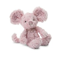 JELLYCAT INC SMALL SQUIGGLE MOUSE