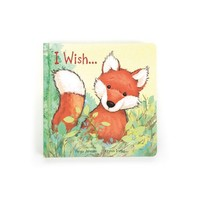 JELLYCAT INC I WISH… BOOK