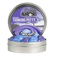 "CRAZY AARON CRAZY AARON'S 4"" TWILIGHT THINKING PUTTY-HYPER COLORS"
