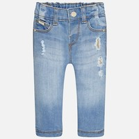 MAYORAL USA DISTRESSED JEANS