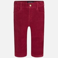 MAYORAL USA CORDUROY SLIM PANT