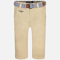 MAYORAL USA CHINO PANT WITH BELT