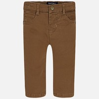 MAYORAL USA TWILL LINED PANT