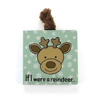 JELLYCAT INC IF I WERE A REINDEER BOOK