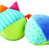 HABA WOOLEY DUO SOFT RATTLE