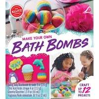 KLUTZ MAKE YOUR OWN BATH BOMB