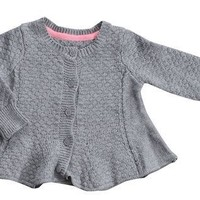 ANGEL DEAR BOBBLE CARDIGAN