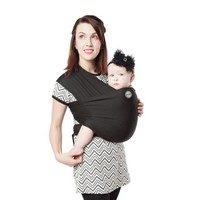 MOBY MOBY WRAP EVOLUTION-BLACK