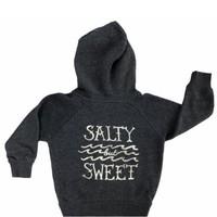 FEATHER 4 ARROW SALTY BUT SWEET ZIP HOODIE