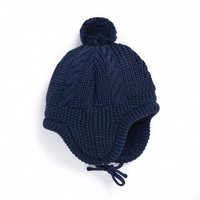 JOJO MAMAN BEBE CABLE KNIT HAT