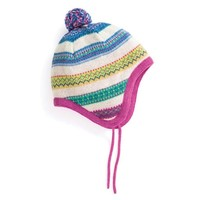 JOJO MAMAN BEBE FAIR ISLE STRIPED HAT