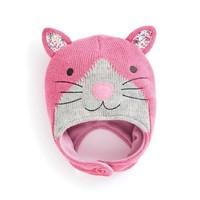 JOJO MAMAN BEBE CAT HAT