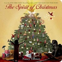 MPS THE SPIRIT OF CHRISTMAS BOARD BOOK
