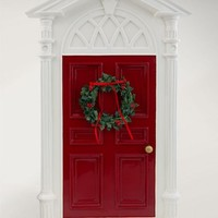 BYERS RED DOOR