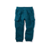 TEA FLEECE CARGO JOGGERS