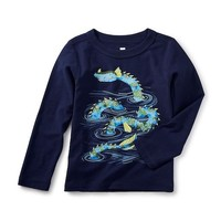 TEA LOCH NESS GRAPHIC TEE