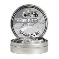 "CRAZY AARON CRAZY AARON'S 4"" LIQUID GLASS THINKING PUTTY"