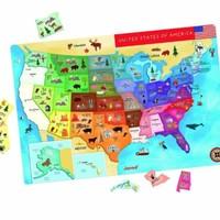 JANOD MAGNETIC USA MAP