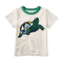 TEA TURTLE POWER GRAPHIC TEE