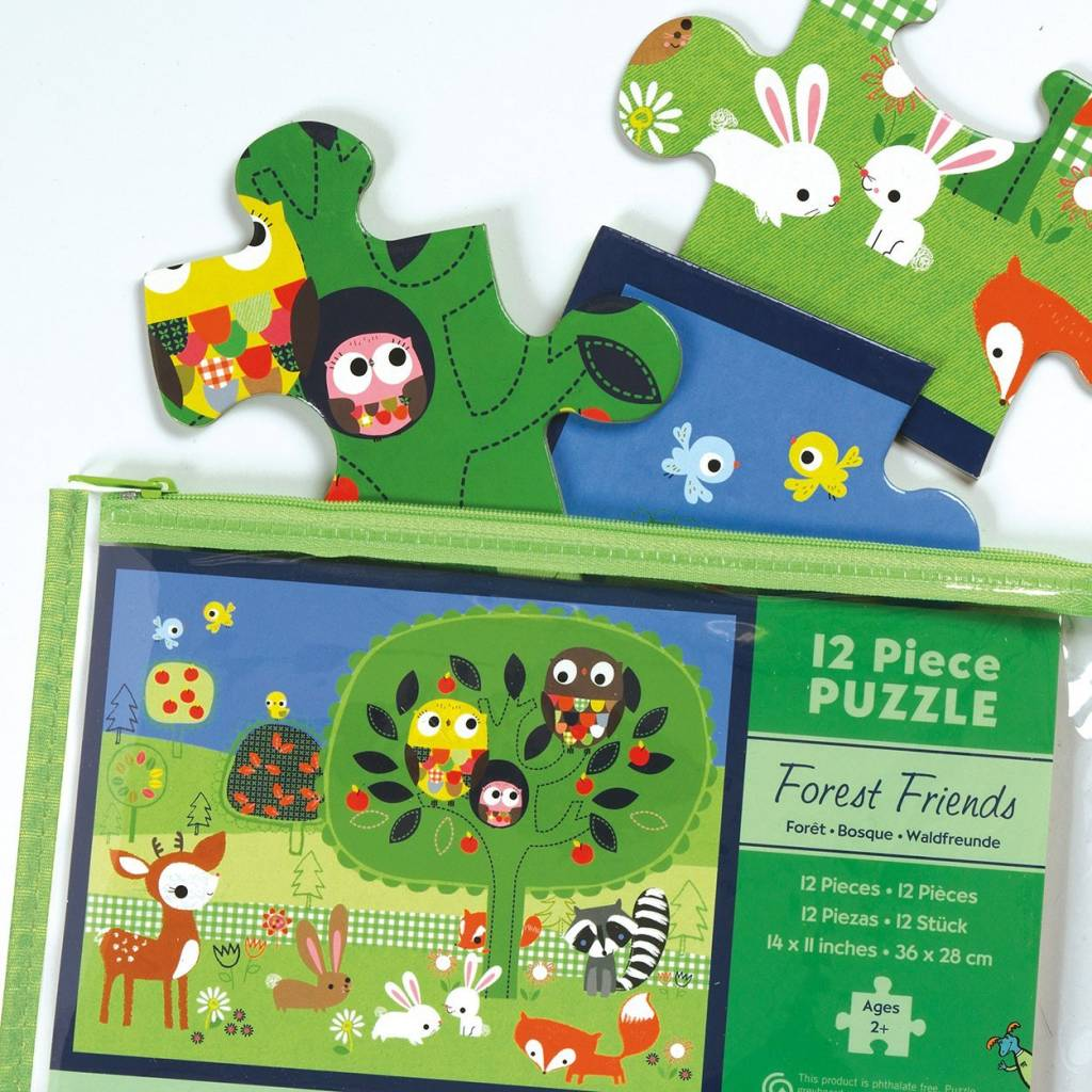 Puzzles, Puzzles and More Puzzles!