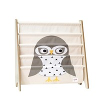 3 SPROUTS 3 SPROUTS OWL BOOK RACK