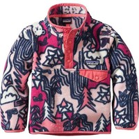 PATAGONIA PATAGONIA BABY LIGHTWEIGHT SYNCHILLA SNAP-T PULLOVER