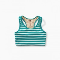 TEA RACERBACK TANKINI TOP