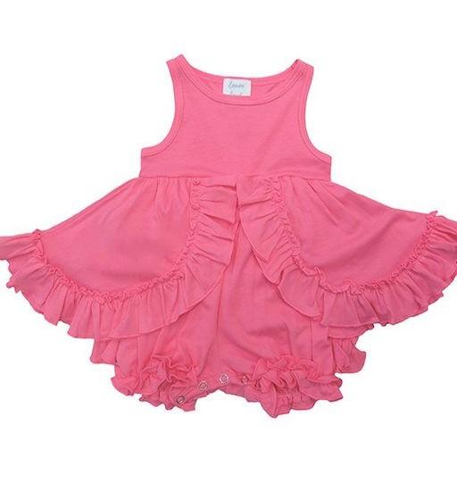 LEMON LOVES LIME CALLA DRESS