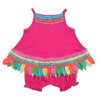 LEMON LOVES LIME RAINBOW SHINE DRESS