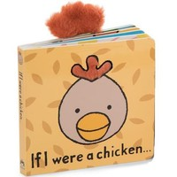 JELLYCAT INC IF I WERE A CHICKEN BOARD BOOK